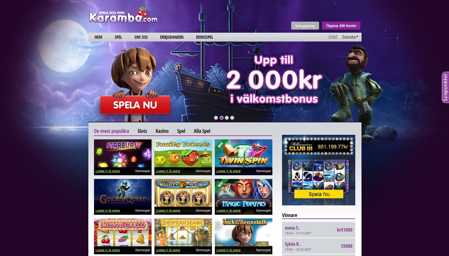 svenska online casino jetzt spelen