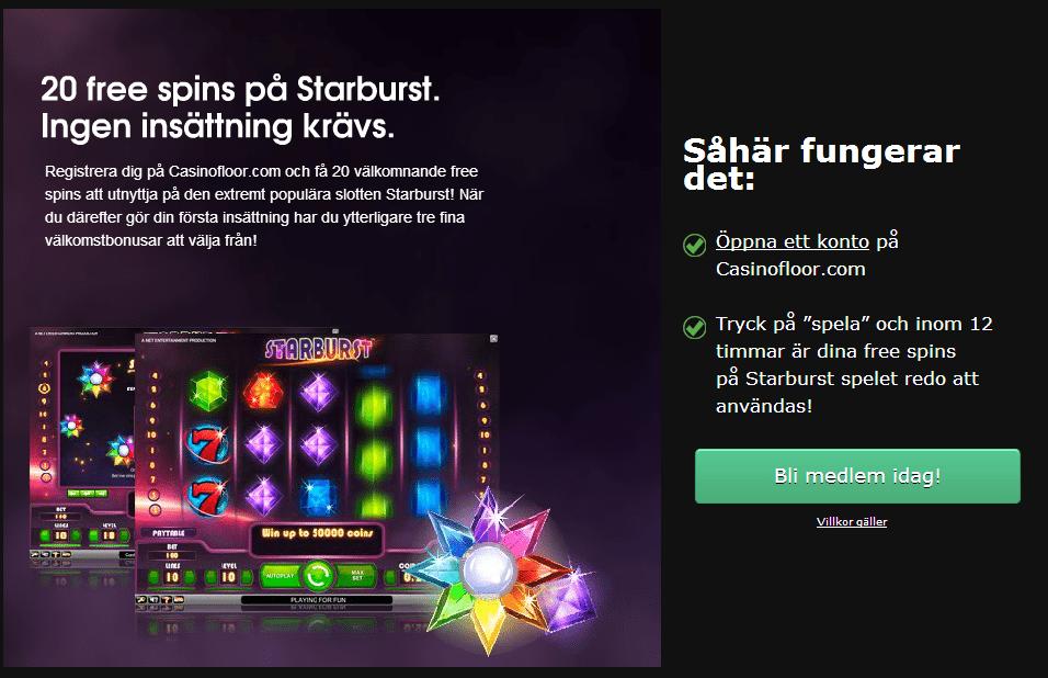 nytt online casino