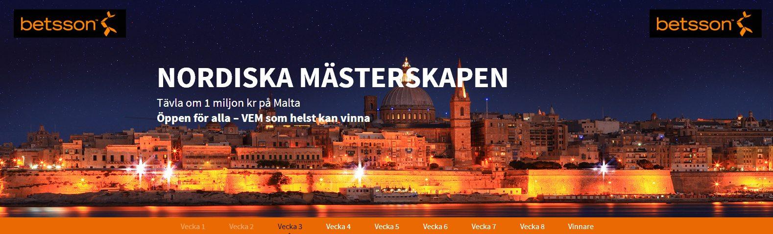 Nordiska Mästerskapet i Casino