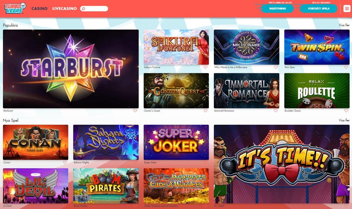 TurboVegas Casino